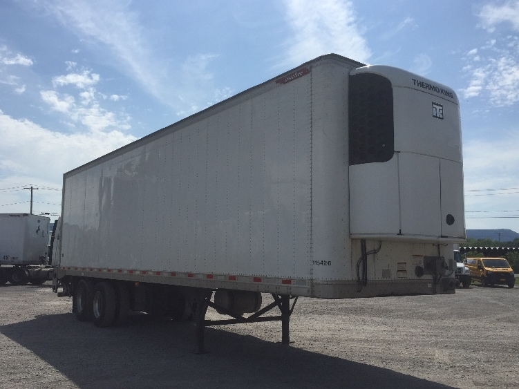 Reefer Trailer-Semi Trailers-Great Dane-2015-Trailer-GUILDERLAND CENTER-NY-171,030 miles-$56,750