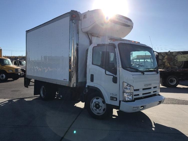 Reefer Truck-Light and Medium Duty Trucks-Isuzu-2015-NQR-HAMMOND-LA-188,262 miles-$32,000