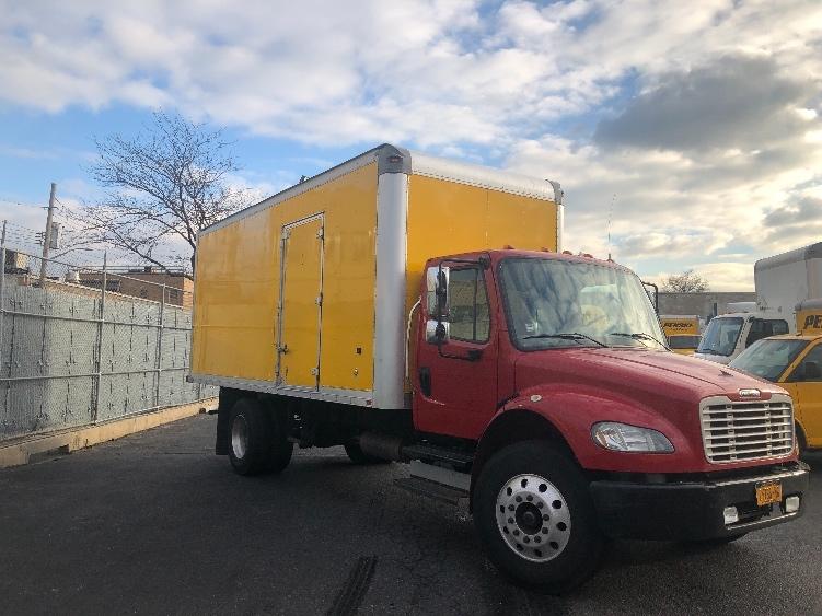 Medium Duty Box Truck-Light and Medium Duty Trucks-Freightliner-2015-M2-WEST BABYLON-NY-65,606 miles-$51,750