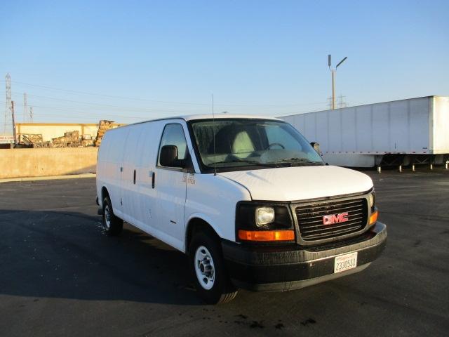 Cargo Van (Panel Van)-Light and Medium Duty Trucks-GMC-2015-Savana G33705-TORRANCE-CA-87,982 miles-$27,750