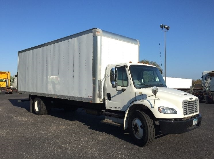 Medium Duty Box Truck-Light and Medium Duty Trucks-Freightliner-2015-M2-ROSEVILLE-MN-59,397 miles-$57,250