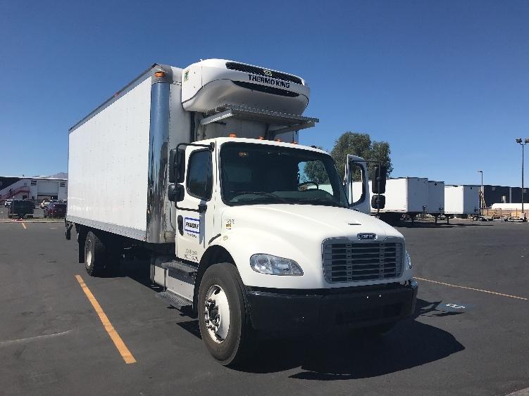 Reefer Truck-Light and Medium Duty Trucks-Freightliner-2015-M2-LAS VEGAS-NV-156,235 miles-$45,500