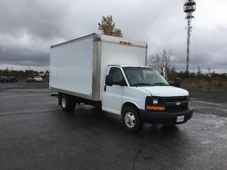Light Duty Box Truck-Light and Medium Duty Trucks-GMC-2015-Savana G33903-BELLEVILLE-ON-190,852 km-$21,250