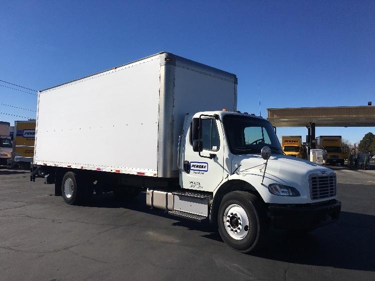 Medium Duty Box Truck-Light and Medium Duty Trucks-Freightliner-2015-M2-BOISE-ID-147,615 miles-$39,250