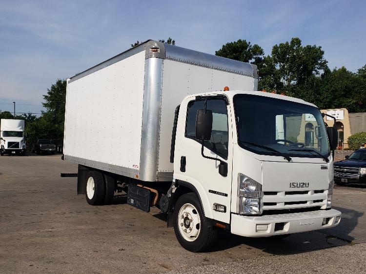Medium Duty Box Truck-Light and Medium Duty Trucks-Isuzu-2015-NRR-HOMEWOOD-AL-137,948 miles-$37,500