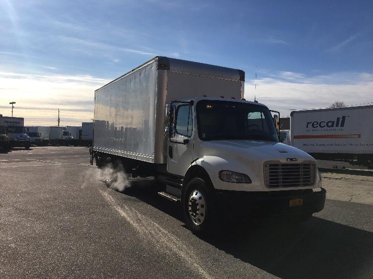 Medium Duty Box Truck-Light and Medium Duty Trucks-Freightliner-2015-M2-WEST BABYLON-NY-111,325 miles-$49,000