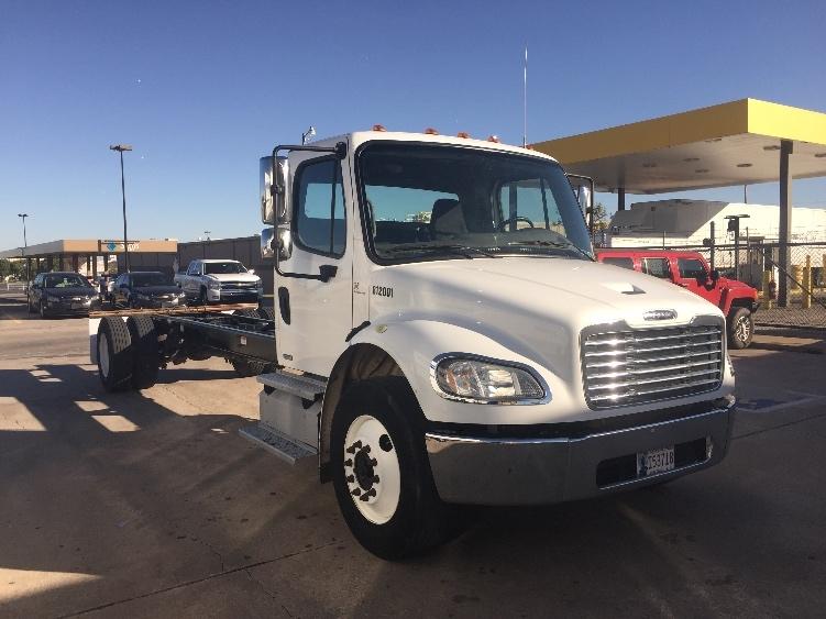 Medium Duty Box Truck-Light and Medium Duty Trucks-Freightliner-2012-M2-OKLAHOMA CITY-OK-221,554 miles-$37,500