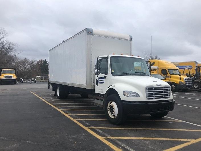 Medium Duty Box Truck-Light and Medium Duty Trucks-Freightliner-2015-M2-ERLANGER-KY-262,399 miles-$39,000