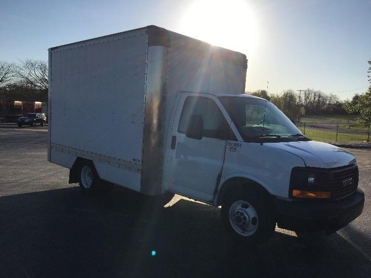 Light Duty Box Truck-Light and Medium Duty Trucks-GMC-2015-Savana G33503-HARRISBURG-PA-24,243 miles-$26,500