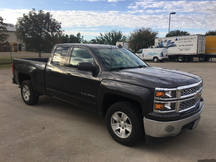 Pickup Truck-Light and Medium Duty Trucks-Chevrolet-2015-SILVERAD-DALLAS-TX-92,333 miles-$19,250