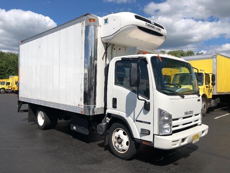 Reefer Truck-Light and Medium Duty Trucks-Isuzu-2015-NRR-PARSIPPANY-NJ-146,448 miles-$32,500