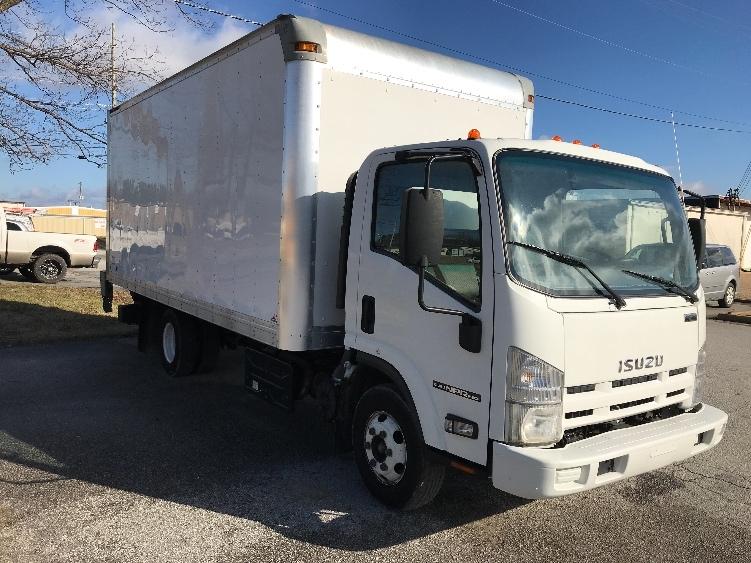 Medium Duty Box Truck-Light and Medium Duty Trucks-Isuzu-2015-NPR-JACKSON-TN-125,205 miles-$28,750