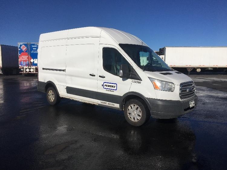 Cargo Van (Panel Van)-Light and Medium Duty Trucks-Ford-2015-TRAN350-DENVER-CO-82,560 miles-$24,500