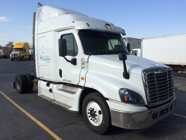 Sleeper Tractor-Heavy Duty Tractors-Freightliner-2015-Cascadia 12542ST-SOUTH HOLLAND-IL-837,366 miles-$27,750