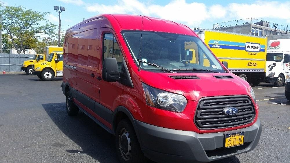 Cargo Van (Panel Van)-Light and Medium Duty Trucks-Ford-2015-TRAN250-WEST BABYLON-NY-50,809 miles-$26,750