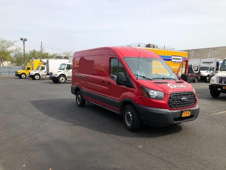 Cargo Van (Panel Van)-Light and Medium Duty Trucks-Ford-2015-TRAN250-WEST BABYLON-NY-86,690 miles-$23,250