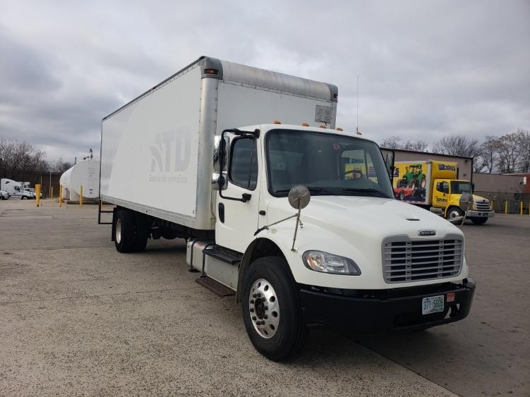 Medium Duty Box Truck-Light and Medium Duty Trucks-Freightliner-2015-M2-HARTFORD-CT-162,219 miles-$32,750