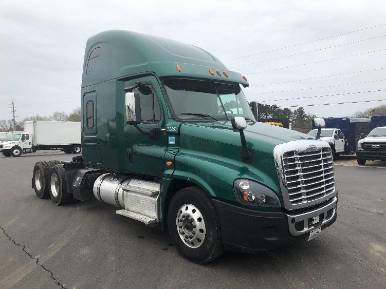 Sleeper Tractor-Heavy Duty Tractors-Freightliner-2015-Cascadia 12564ST-MONROE-LA-575,207 miles-$48,000