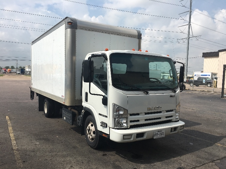 Medium Duty Box Truck-Light and Medium Duty Trucks-Isuzu-2015-NPR-DALLAS-TX-92,794 miles-$29,500