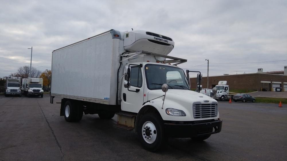 Reefer Truck-Light and Medium Duty Trucks-Freightliner-2015-M2-STURTEVANT-WI-278,702 miles-$29,250