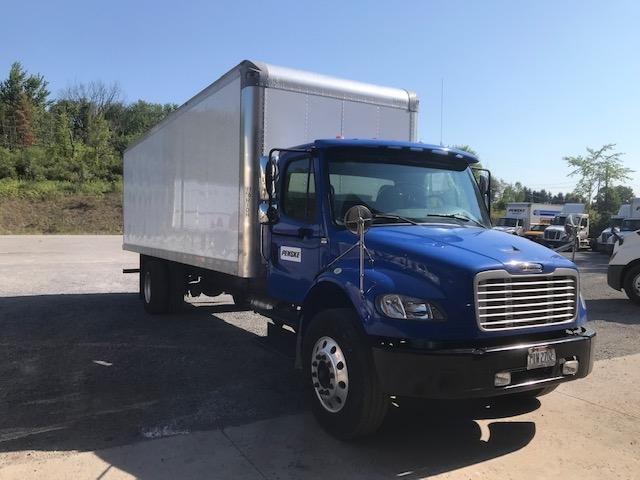 Medium Duty Box Truck-Light and Medium Duty Trucks-Freightliner-2016-M2-PITTSBURGH-PA-131,593 miles-$38,500