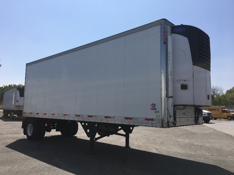 Reefer Trailer-Semi Trailers-Utility-2016-Trailer-CITY OF INDUSTRY-CA-214,097 miles-$45,750