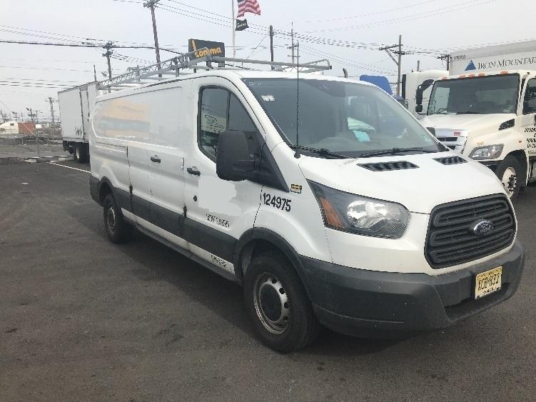 Cargo Van (Panel Van)-Light and Medium Duty Trucks-Ford-2015-TRAN350-SOUTH KEARNY-NJ-57,812 miles-$25,000