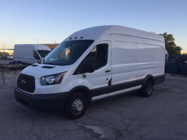 Cargo Van (Panel Van)-Light and Medium Duty Trucks-Ford-2015-TRAN350-TAMPA-FL-88,778 miles-$26,000