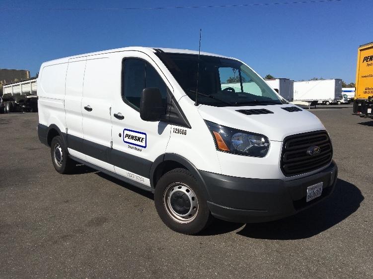 Cargo Van (Panel Van)-Light and Medium Duty Trucks-Ford-2015-TRAN150-WEST SACRAMENTO-CA-77,758 miles-$20,750