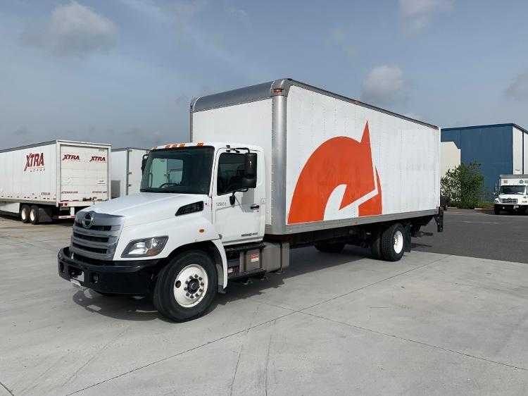 Medium Duty Box Truck-Light and Medium Duty Trucks-Hino-2016-268-HAMMOND-LA-117,682 miles-$58,750
