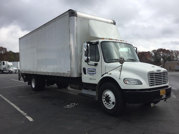 Medium Duty Box Truck-Light and Medium Duty Trucks-Freightliner-2016-M2-HOT SPRINGS-AR-476,041 miles-$29,750