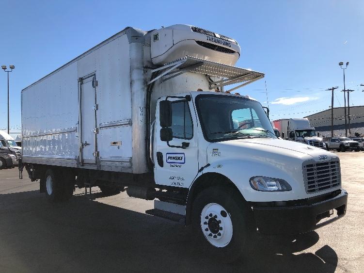 Reefer Truck-Light and Medium Duty Trucks-Freightliner-2016-M2-LAS VEGAS-NV-279,497 miles-$38,500