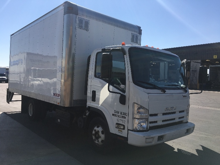 Medium Duty Box Truck-Light and Medium Duty Trucks-Isuzu-2015-NPR-PHOENIX-AZ-38,901 miles-$40,500
