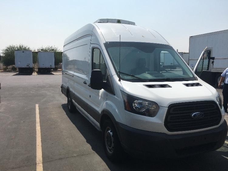 Reefer Truck-Light and Medium Duty Trucks-Ford-2015-TRAN350-PHOENIX-AZ-50,490 miles-$40,000