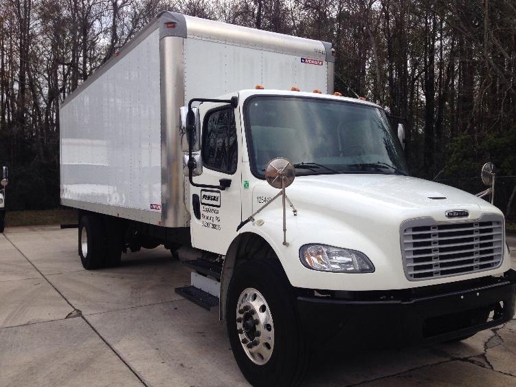 Medium Duty Box Truck-Light and Medium Duty Trucks-Freightliner-2016-M2-JACKSONVILLE-FL-48,310 miles-$57,750