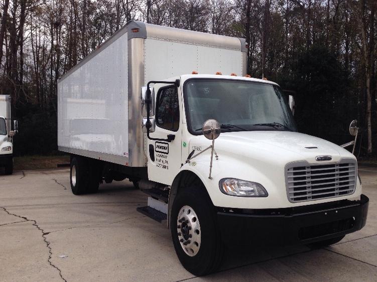 Medium Duty Box Truck-Light and Medium Duty Trucks-Freightliner-2016-M2-JACKSONVILLE-FL-50,447 miles-$57,500