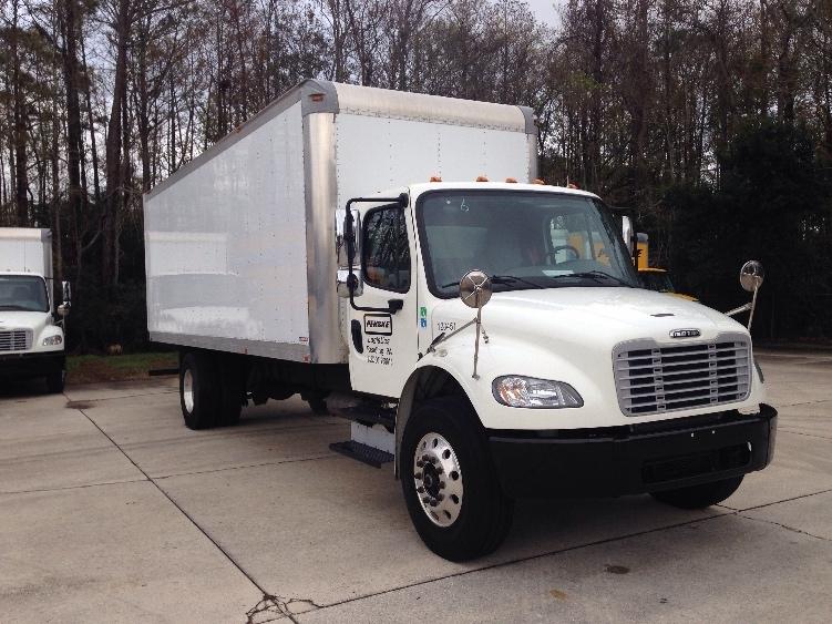 Medium Duty Box Truck-Heavy Duty Tractors-Freightliner-2016-M2-SAINT AUGUSTINE-FL-47,606 miles-$57,750