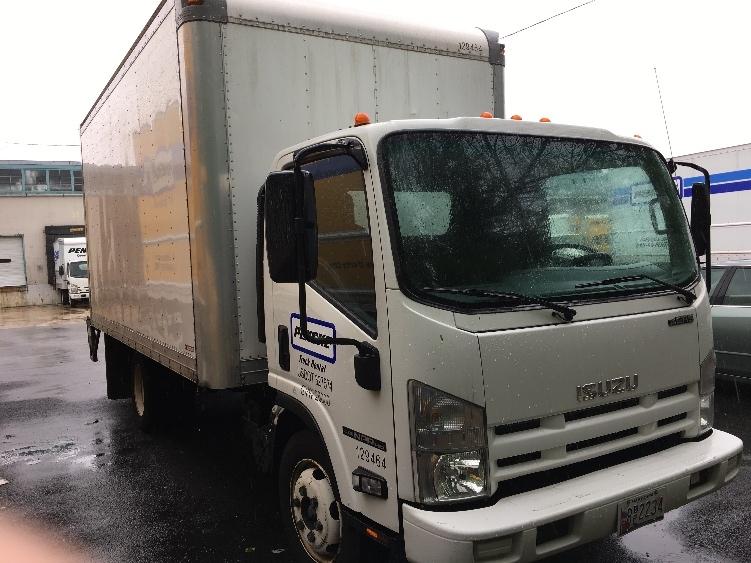 Medium Duty Box Truck-Light and Medium Duty Trucks-Isuzu-2015-NPR EFI-BALTIMORE-MD-151,406 miles-$27,250