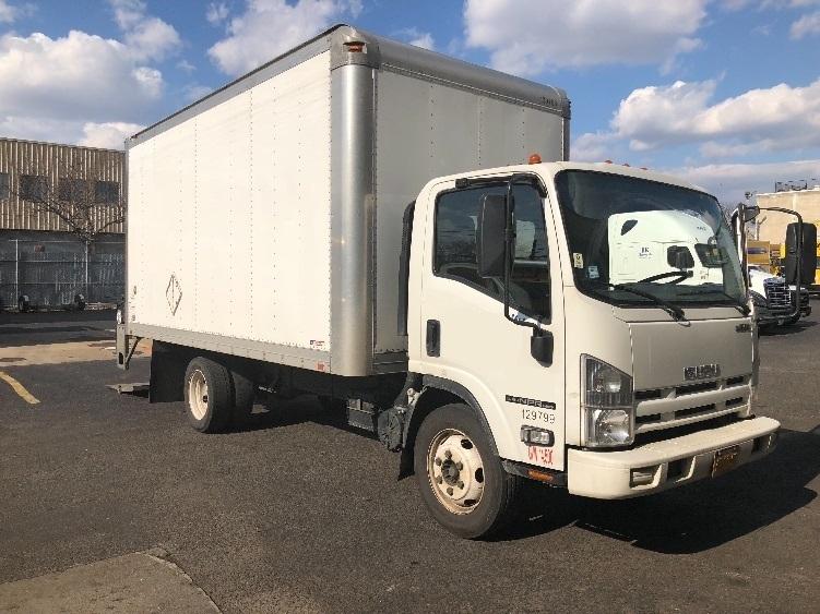 Medium Duty Box Truck-Light and Medium Duty Trucks-Isuzu-2015-NPR EFI-WEST BABYLON-NY-172,130 miles-$22,750