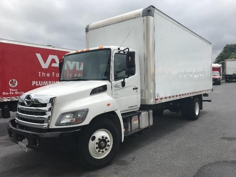Medium Duty Box Truck-Light and Medium Duty Trucks-Hino-2016-268-HARRISONBURG-VA-62,045 miles-$63,750