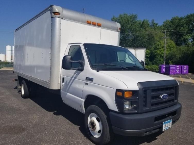 Light Duty Box Truck-Light and Medium Duty Trucks-Ford-2015-E450-ROSEVILLE-MN-113,140 miles-$18,000
