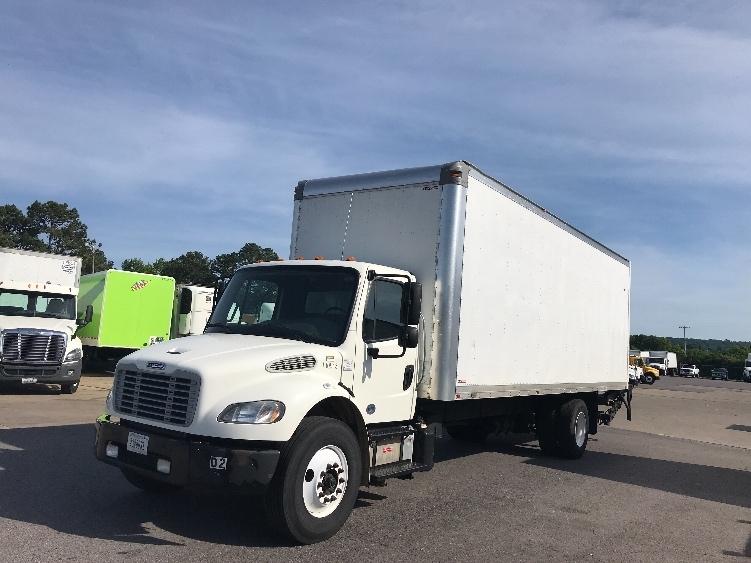 Medium Duty Box Truck-Light and Medium Duty Trucks-Freightliner-2016-M2-HOMEWOOD-AL-194,415 miles-$43,500