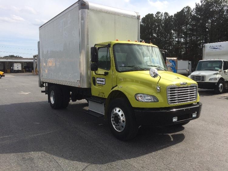 Medium Duty Box Truck-Heavy Duty Tractors-Freightliner-2016-M2-NORCROSS-GA-38,153 miles-$59,750