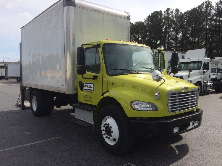 Used medium duty box trucks for sale in nc penske used trucks 2016 freightliner m2 publicscrutiny Choice Image