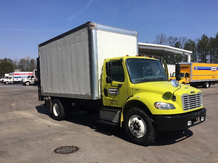 Medium Duty Box Truck-Heavy Duty Tractors-Freightliner-2016-M2-NORCROSS-GA-36,733 miles-$59,250