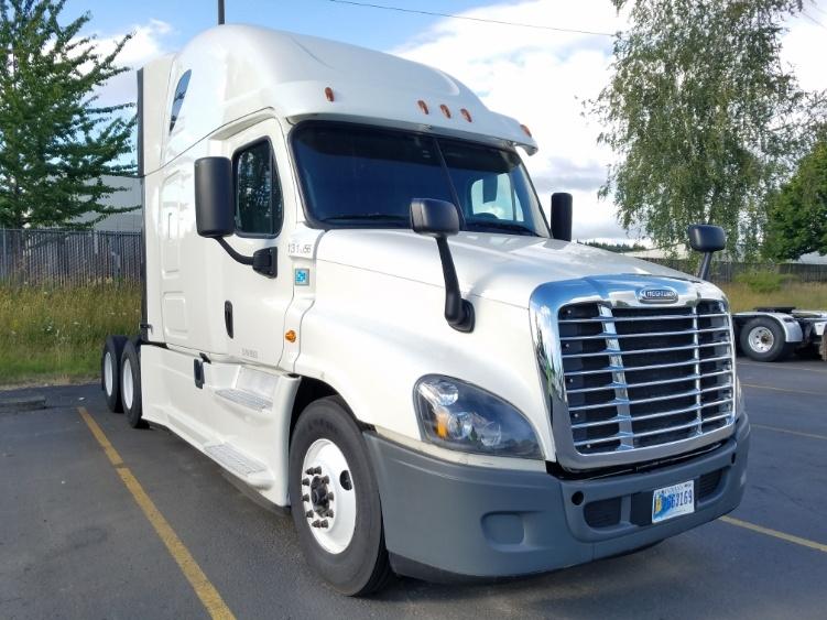 Sleeper Tractor-Heavy Duty Tractors-Freightliner-2016-Cascadia 12564ST-WILSONVILLE-OR-424,739 miles-$61,000