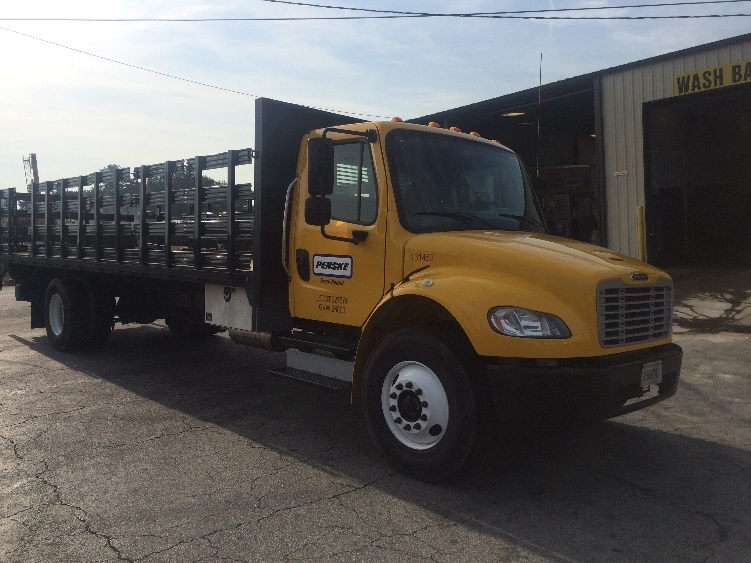 Flatbed Truck-Light and Medium Duty Trucks-Freightliner-2016-M2-FOREST PARK-GA-68,070 miles-$68,750