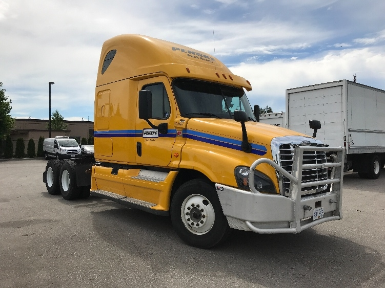Sleeper Tractor-Heavy Duty Tractors-Freightliner-2016-Cascadia 12564ST-DELTA-BC-433,736 km-$69,250