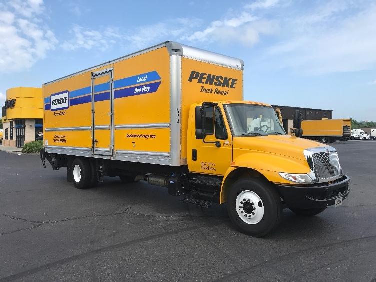 Medium Duty Box Truck-Light and Medium Duty Trucks-International-2016-4300-ATLANTA-GA-123,972 miles-$49,750