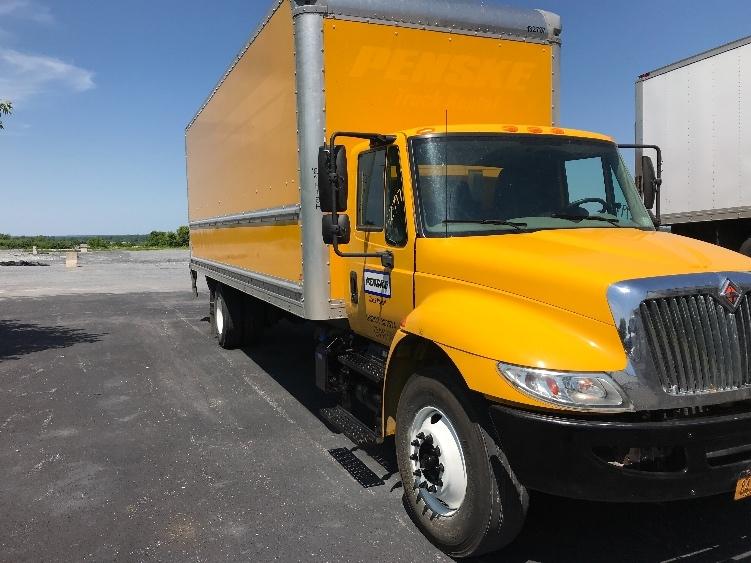Medium Duty Box Truck-Light and Medium Duty Trucks-International-2016-4300-MOUNT PLEASANT-PA-130,534 miles-$39,750